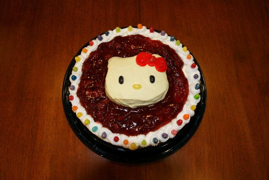 Astonishing 29Th Birthday Cake Cheesecake From Costco Homemade Hk Cak Flickr Birthday Cards Printable Trancafe Filternl