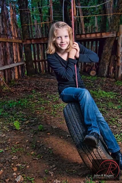 Eilya's Tire Swing World