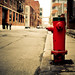 Fire Hydrant by philessing