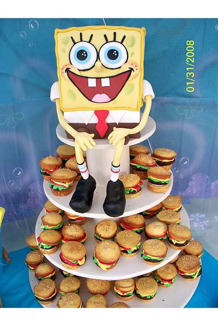 spongebob dating krabby patty