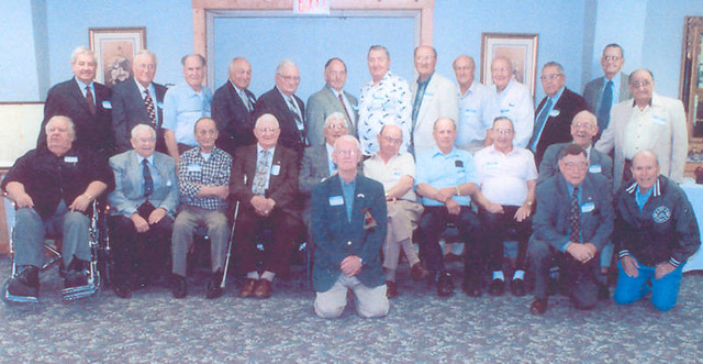 Last Reunion of the 252nd