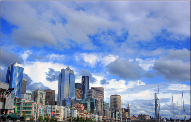 Seattle in September