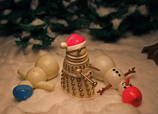 Christmas on Skaro | by Evil Cheese Scientist