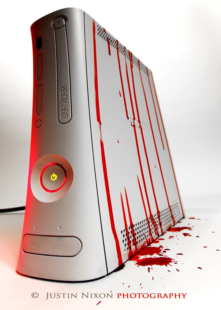 Array - red ring of death    the feared red ring of death  so xbox w      rh   flickr com