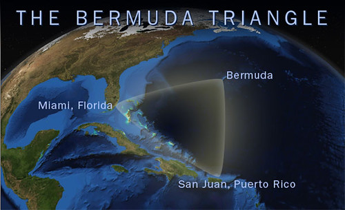 The Bermuda Triangle | The Bermuda Triangle is a region in t… | Flickr