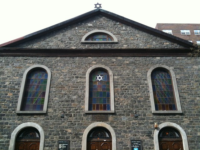 Bialystoker synagogue on Willet St