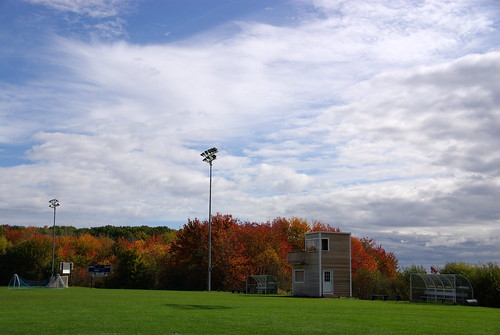 University of New England Soccer Field | by sarowen