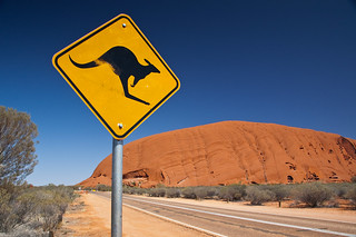 Kangaroo sign | by bluedeviation