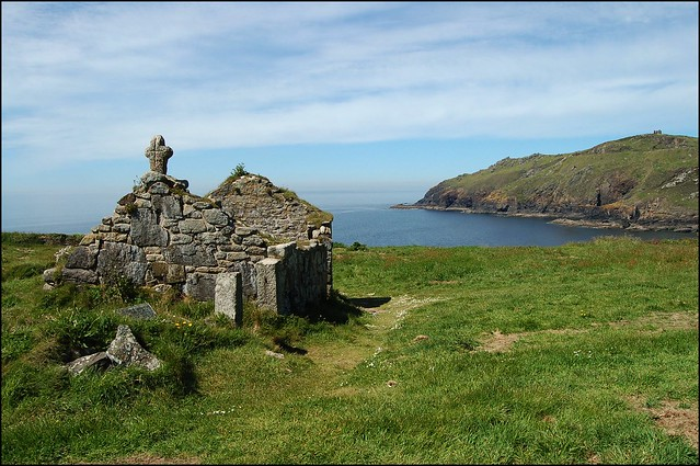 Old Christian chapel, Cape Cornwall