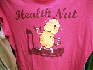 Healthy or Nutty?