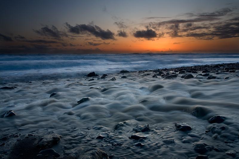 Lost Coast Sunset by AlwaysJanuary (Randy)