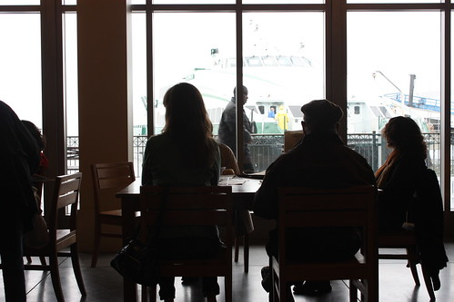 Ferryboat Napa from Inside Ferry Building | by Gary Soup