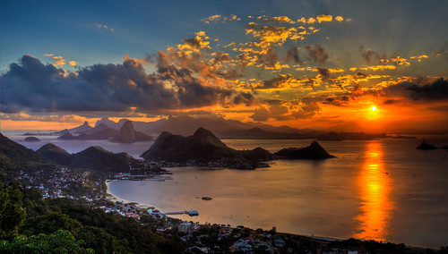 Rio at Sunset | by CM Ortega