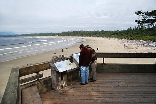 Kwisitis Visitor Centre, Long Beach, Tofino, West Coast Vancouver Island, British Columbia