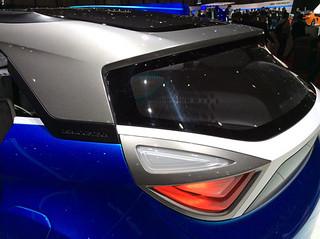 TATA Nexon CUV Concept  @ Geneva 2014