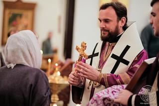 Литургия в Спасском соборе 660