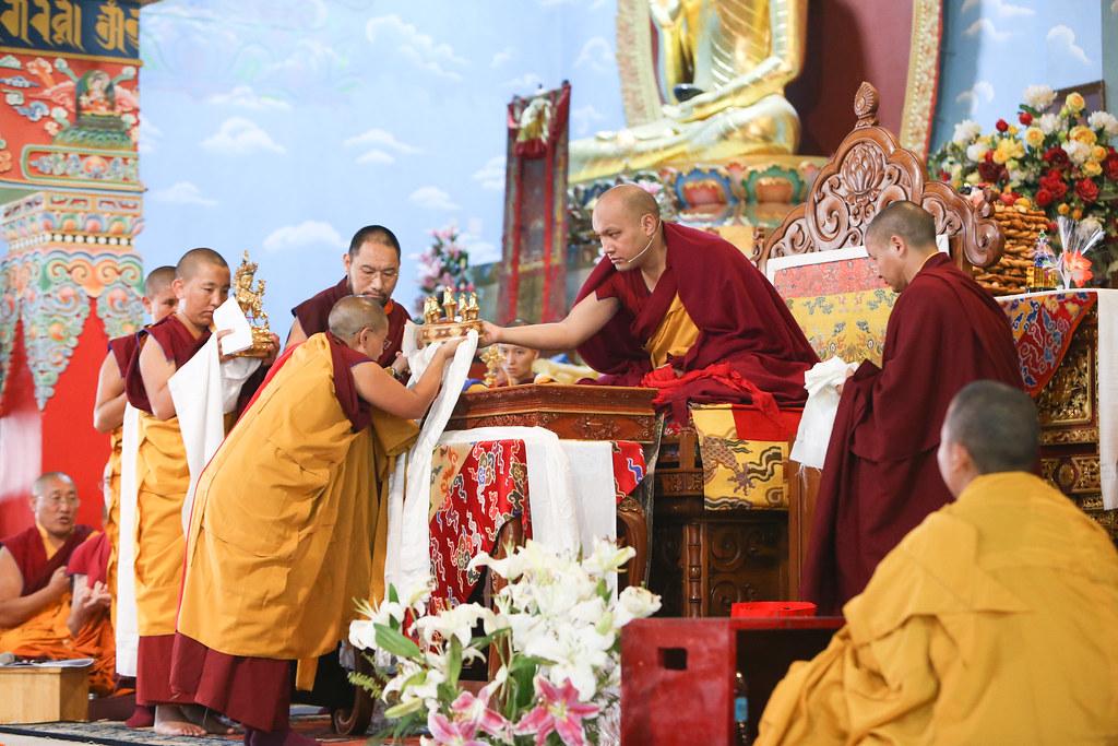 2017.03.15-16 Recalling the Benefits of Bodhicitta