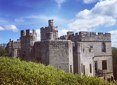 castles are pretty :heart::european_castle: - - - - - - - #england #unitedkingdom #keepcalm #keeptraveling #british #castle #history #warwick #warwickcastle #travelengland #uktravel #exploreengland #exploremore #instatravel #instagood #europe #europeantra