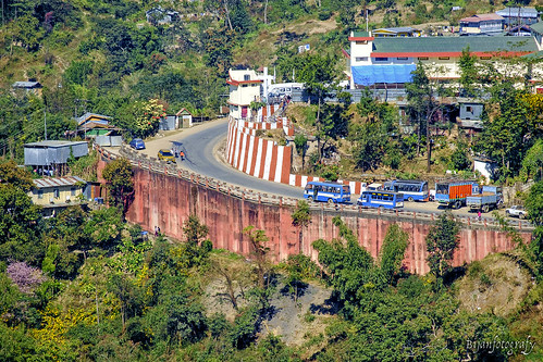 fuji fujifilm fujifilmxe1 xtrans nagaland kohima kohimaview hills hillside india northeastindia