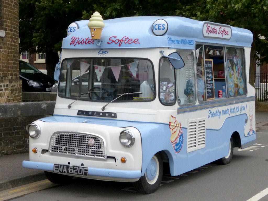 Van Hire Bedford >> Bedford Ca Ice Cream Van 1967 P1240982mods Andrew Wright