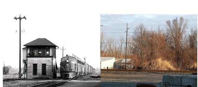 Before and After at Kendallville Indiana