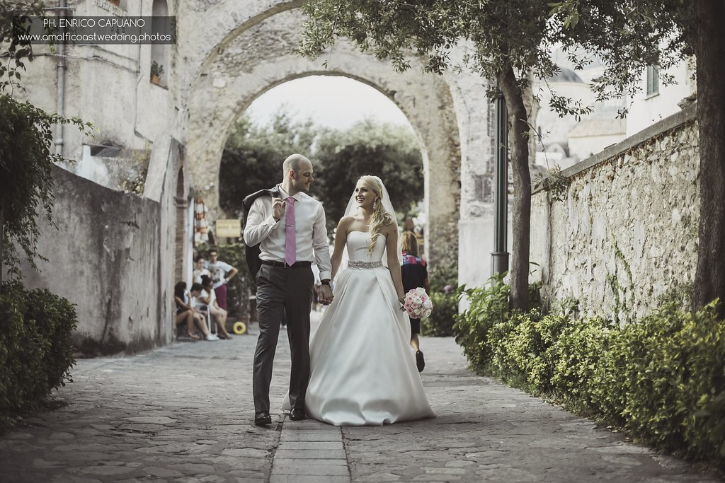 Wedding In Ravello Amalfi Coast Italy Getting Married On T