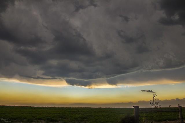 040917 - Early April Nebraska Thunderstorms