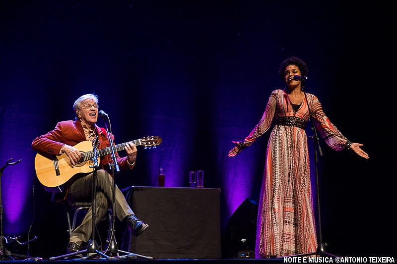 Caetano Veloso e Teresa Cristina - Coliseu do Porto '17