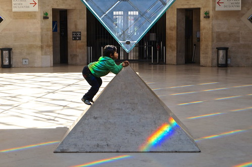 Dark Side of the Louvre | by Tyler Merbler