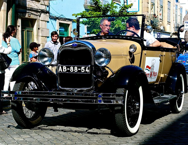 Ford A (1929)