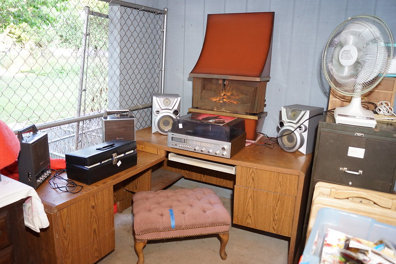 Huge Estate Sale! Castle Rock, WA August 23, 24 & 25 - 2013! Photo #DSC04376