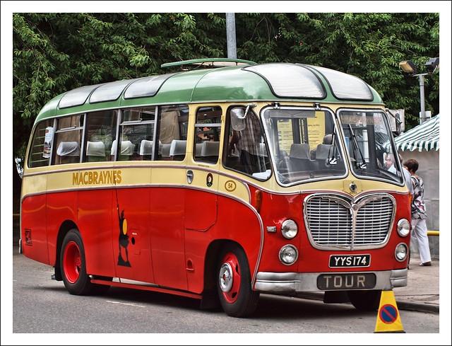 Merchant City Festival Bus Tour