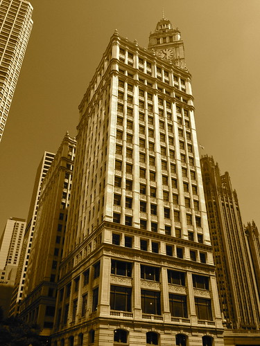 Wrigley Building, Chicago IL | by roy.luck