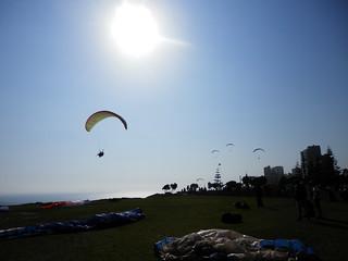 Paragliding in Lima - 1 | by JMParrone