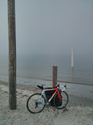 Foggy Bike | by billjank