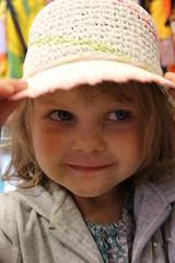 Kesähattu - Summer hat - DFM kisakuva