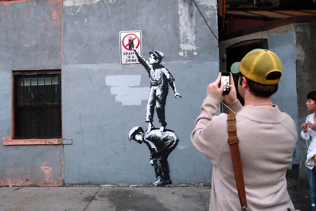 the banksy spectacle