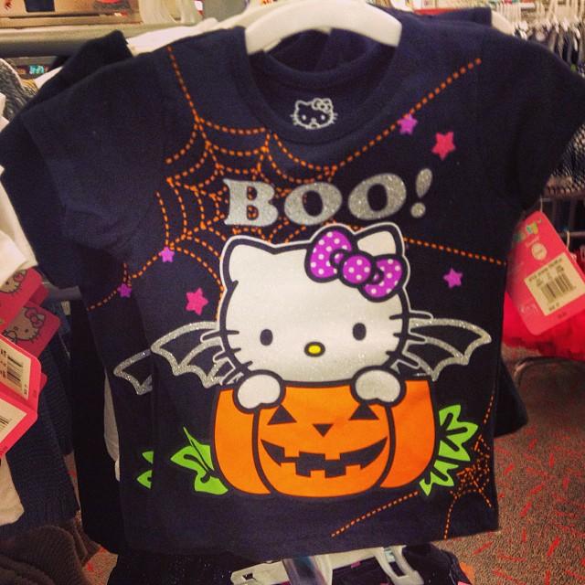 68e32f23 Cute Hello Kitty Halloween T-Shirt   Cute Hello Kitty Hallow…   Flickr