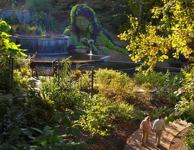Earth Goddess at the Atlanta Botanical Garden