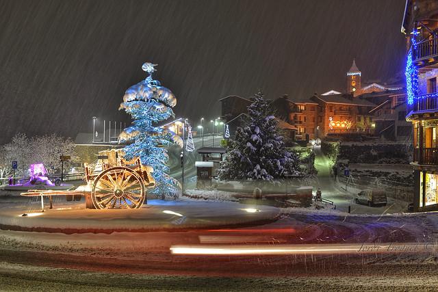 ORDINO 26-12-2013 - Snowing