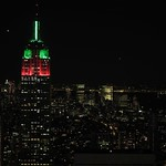 Empire state close up