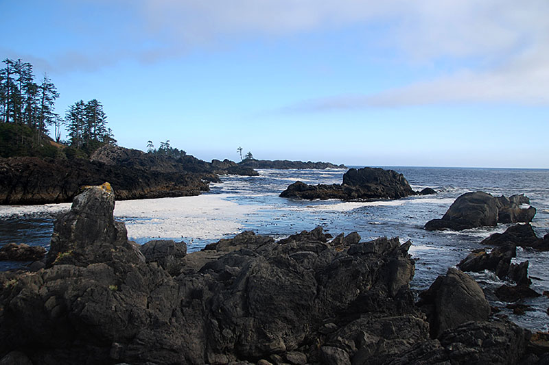 Big Beach, Ucluelet, West Coast Vancouver Island, British Columbia