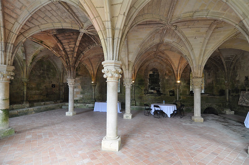 Abadia de Notre-Dame de Fontdouce   by Monestirs Puntcat