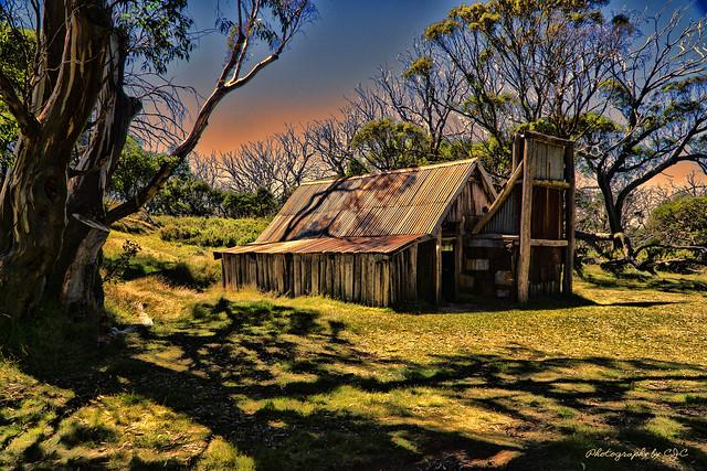Stockmans hut