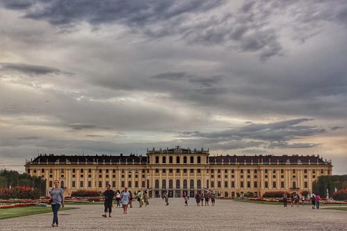 Schönbrunn Palace | by awaradiaries