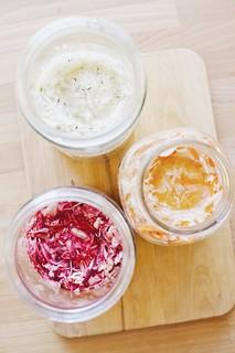 sauerkraut 3 ways | by Hapaway