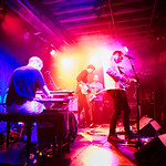 Mon, 20/03/2017 - 8:17pm - Jersey's own Real Estate (Martin Courtney, Alex Bleeker, Matt Kallman, Jackson Pollis, Julian Lynch) perform for WFUV Members at The McKittrick Hotel in NYC, March 20, 2017. Hosted by Alisa Ali. Photo by Gus Philippas.