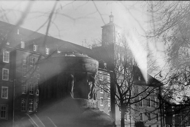 War memorial - I shot film