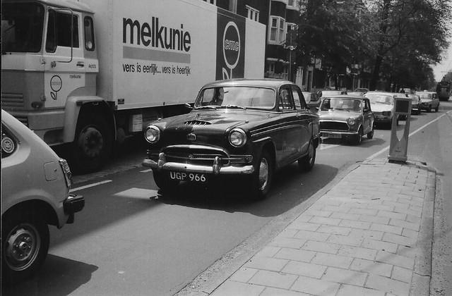 Austin A95 Westminster 1957
