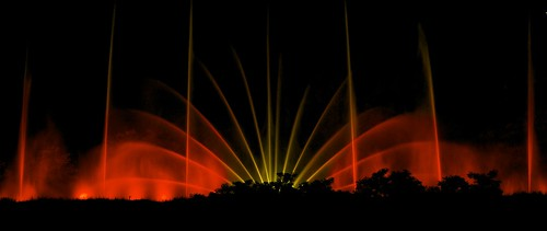 Fiery fountain | by rogersmj